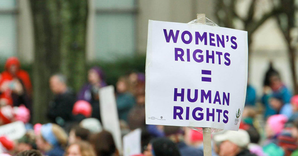 women s rights are human rights The european union (eu) has awarded a combined m15 million to three civil society organisations to implement projects meant to foster the development of human rights issues in the country.